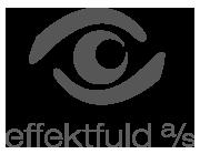 effektfuld logo