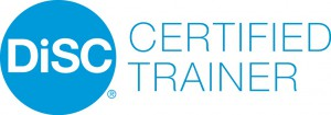 DiSC® certified trainer