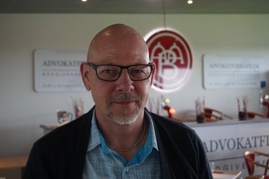 Henrik Christensen, lagerchef Roblon